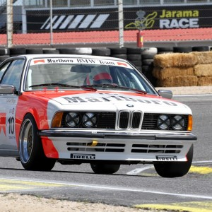 1983 BMW 635CSi E24 built to Group A Specification