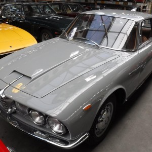 1963 Alfa Romeo 2600 Sprint Coupe totally restored