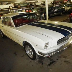 Ford Mustang A code